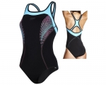 Dameneinteiler -Speedo Fit Kickback-