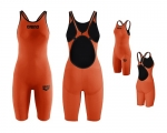 Hightech Kneeskin - Powerskin CARBON pro Mark II (orange)