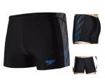 Herren Aquashort -Placement Panel- (schwarz-blau)