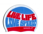 Schwimmkappe Junior -Love Speedo-