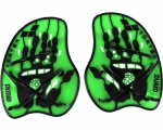 Vortex Hand Paddles (lime)